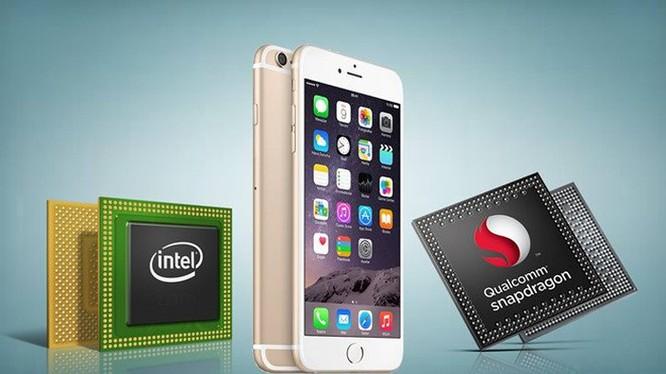 Vì sao iPhone XS, XR không được dùng chip Qualcomm? ảnh 1