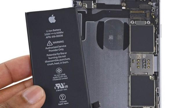 Chương trình thay pin 'vỡ kế hoạch' khiến doanh số iPhone sụt giảm ảnh 1