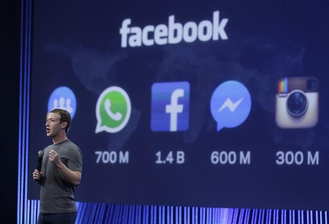 Facebook lên tiếng 'kêu oan' về trào lưu đăng ảnh 10 năm ảnh 2