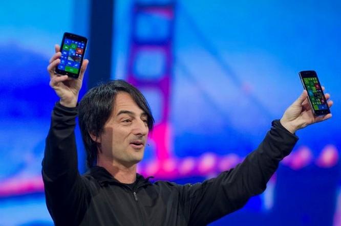 Microsoft: 'Ai còn dùng Lumia mau chuyển qua iOS hoặc Android' ảnh 1