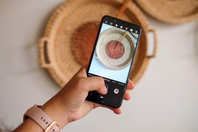 Đánh giá Nokia 8.1 - smartphone tầm trung đầu tiên chạy Android 9.0 ảnh 10