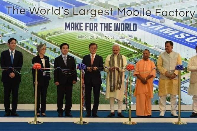 'Make In India' đưa Ấn Độ thành công xưởng ĐTDĐ lớn thứ hai thế giới ảnh 1