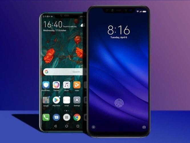 Huawei Mate 20 Pro đối đầu Mi 8 Pro: Đâu mới là lựa chọn? ảnh 1
