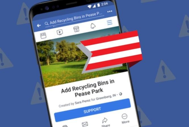 Tính năng mới có thể đẩy Facebook vào bê bối ảnh 1