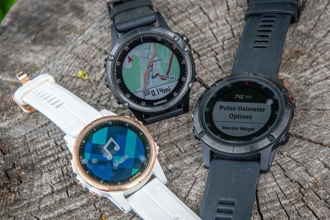 Những mẫu smartwatch giảm giá mạnh cận Tết ảnh 2