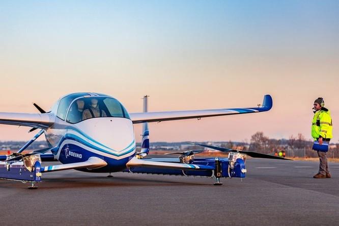 Boeing vừa hoàn thành chuyến bay thử nghiệm mang tính lịch sử ảnh 2