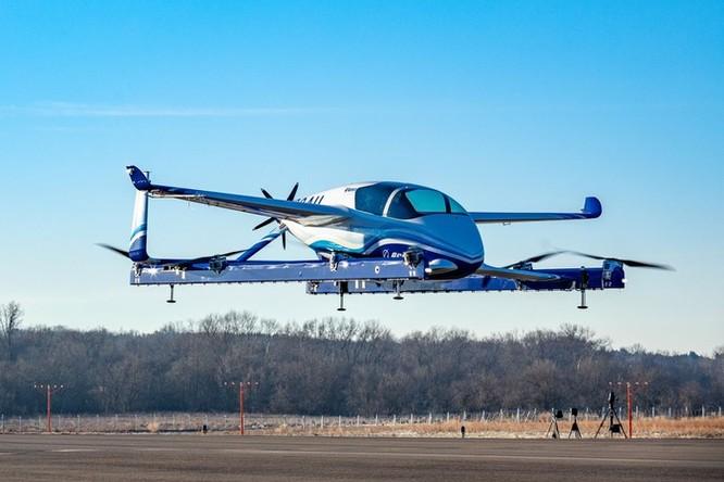 Boeing vừa hoàn thành chuyến bay thử nghiệm mang tính lịch sử ảnh 1