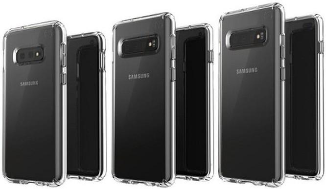 Tất tật những thông tin 'hot' nhất về Samsung Galaxy S10 ảnh 1