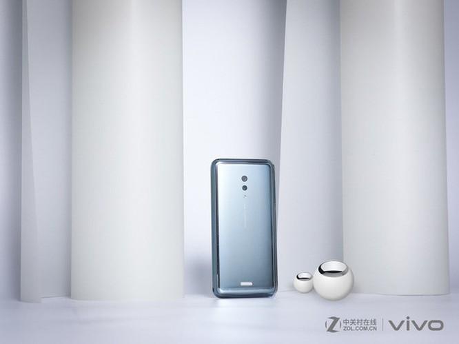 Smartphone không cổng kết nối, không phím cứng từ Vivo ảnh 1