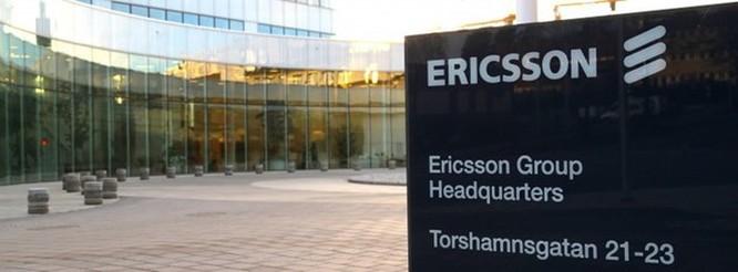 Hưởng lợi từ vụ việc Huawei, Ericsson thua lỗ ít hơn dự kiến ảnh 1