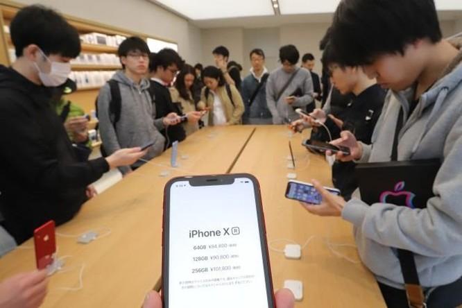 Apple giảm giá iPhone tại một số thị trường để kích cầu ảnh 1