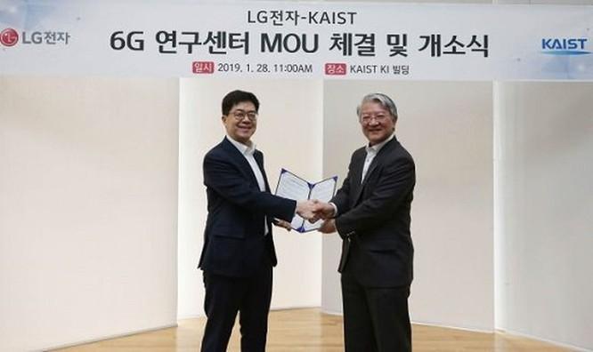 Thế giới còn đang ở 5G, LG đã chuẩn bị cho 6G ảnh 1