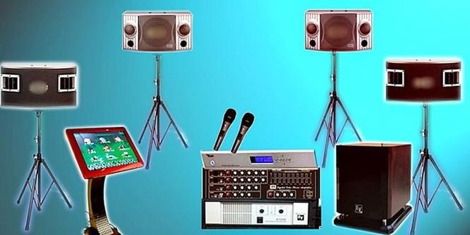 Kinh nghiệm chọn mua dàn karaoke chơi Tết ảnh 1