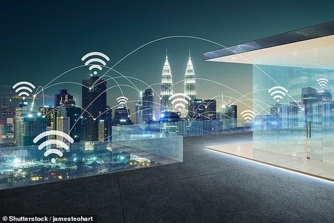 Đã tìm ra cách sạc smartphone bằng sóng Wi-Fi ảnh 3