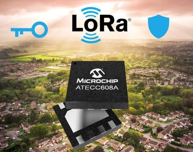 Microchip công bố giải pháp triển khai các ứng dụng được kết nối an toàn ảnh 1
