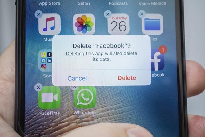 Nghiên cứu mới: Bỏ Facebook giúp bạn hạnh phúc hơn ảnh 2