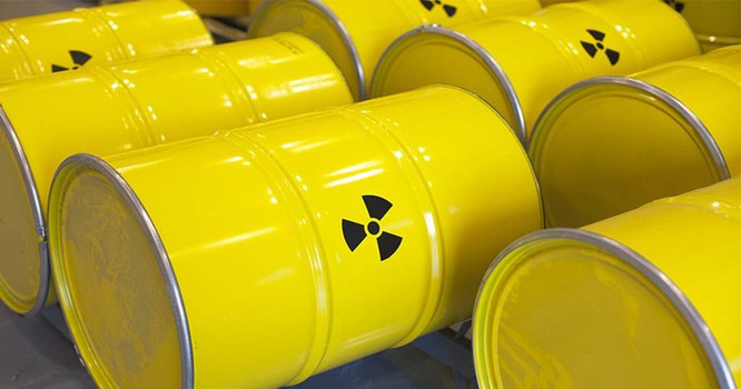 Nguyên liệu bom nguyên tử rao bán trên Yahoo! Nhật Bản ảnh 1
