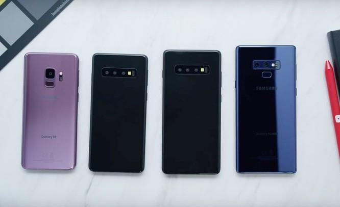 Galaxy S10 chưa ra mắt, blogger đã đăng video trải nghiệm ảnh 7