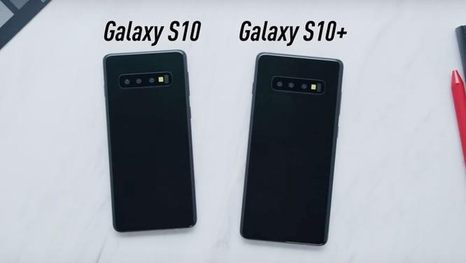 Galaxy S10 chưa ra mắt, blogger đã đăng video trải nghiệm ảnh 9