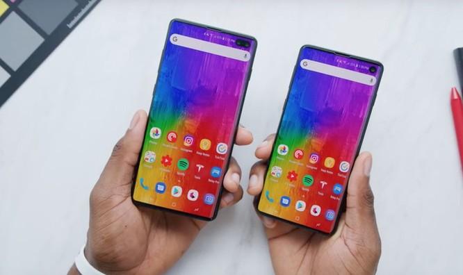 Galaxy S10 chưa ra mắt, blogger đã đăng video trải nghiệm ảnh 2