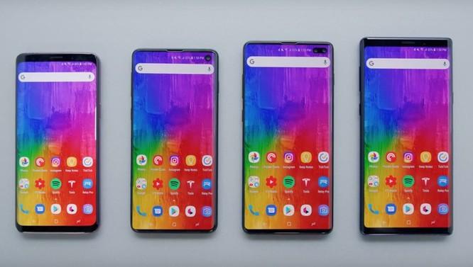Galaxy S10 chưa ra mắt, blogger đã đăng video trải nghiệm ảnh 3