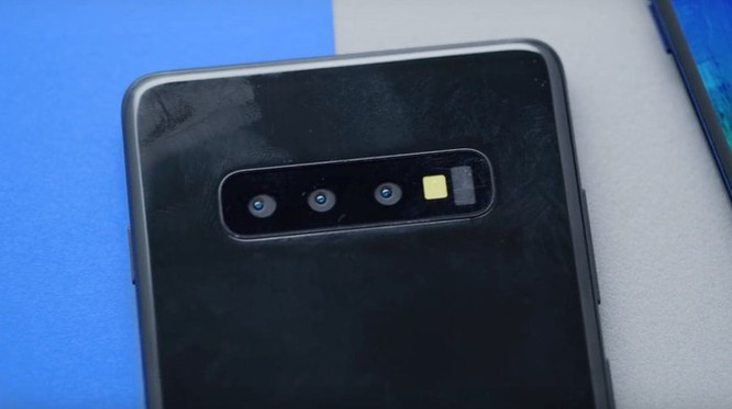 Galaxy S10 chưa ra mắt, blogger đã đăng video trải nghiệm ảnh 4