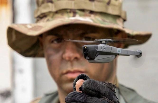 Quân đội Mỹ trang bị drone gián điệp siêu nhỏ ảnh 1