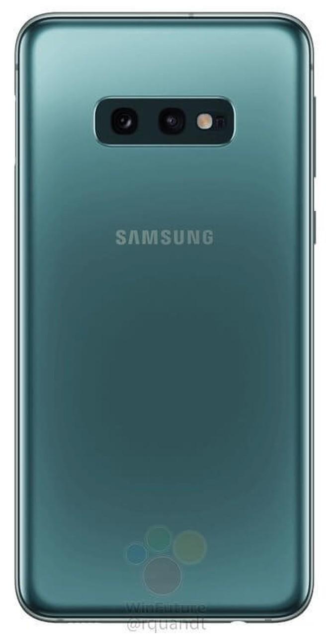 'Soi' ảnh báo chí của Galaxy S10 và Galaxy S10e ảnh 3