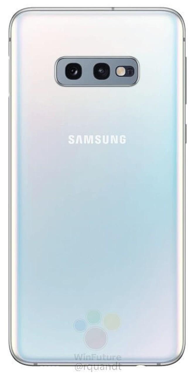 'Soi' ảnh báo chí của Galaxy S10 và Galaxy S10e ảnh 5