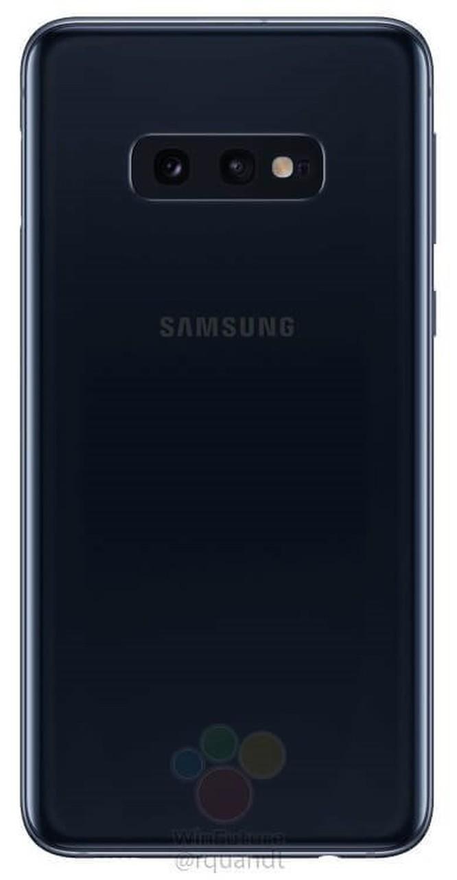 'Soi' ảnh báo chí của Galaxy S10 và Galaxy S10e ảnh 4
