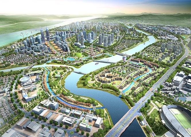Hàn Quốc chi 3,3 tỷ USD xây dựng thành phố thông minh đầu tiên ảnh 1