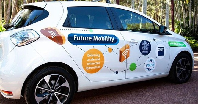 Thử nghiệm thiết bị cảm biến AI trong xe hơi tại Australia ảnh 1