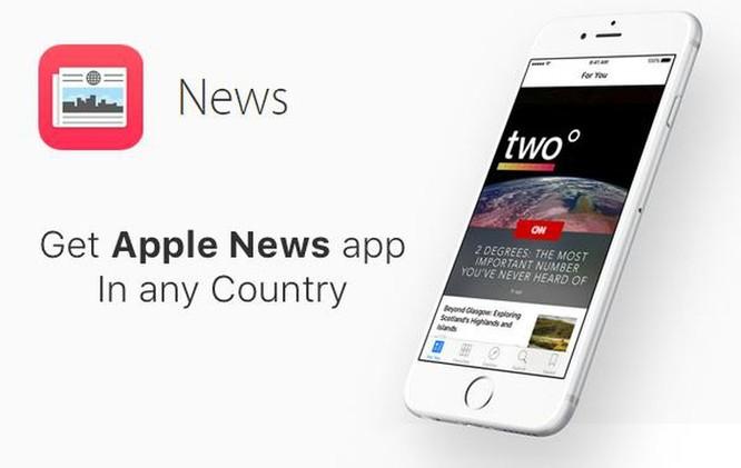 Báo Mỹ: Apple đang lên kế hoạch ra dịch vụ đọc tin tức trả phí ảnh 1