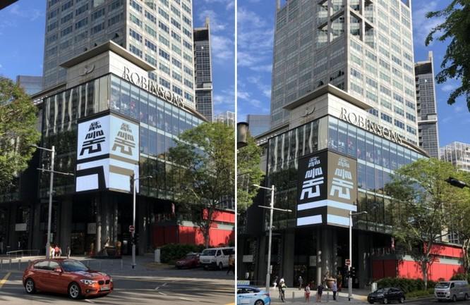 Samsung tung quảng cáo Galaxy S10 tại nhiều con phố lớn ảnh 6