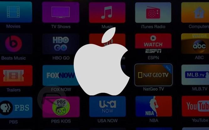 Apple đang rục rịch chuẩn bị ra dịch vụ xem video trực tuyến mới ảnh 1