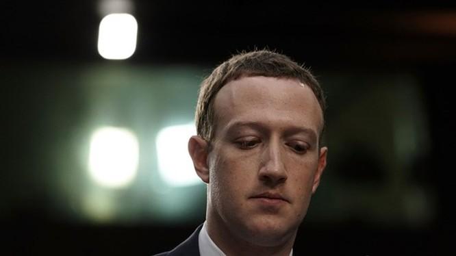 Báo Mỹ: Facebook đang đàm phán với Mỹ về khoản tiền phạt hàng tỷ USD ảnh 1