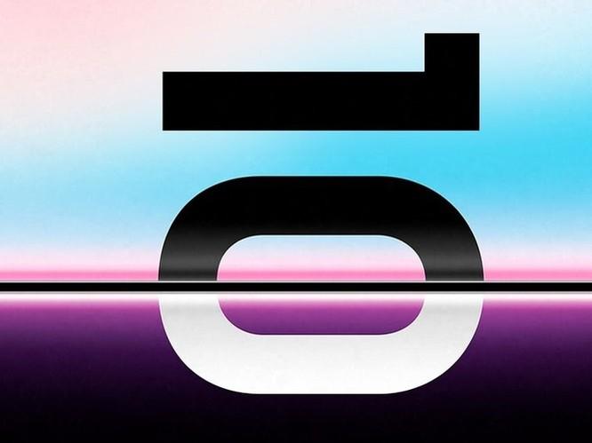 Galaxy S10 ra mắt ngày nào? ảnh 1