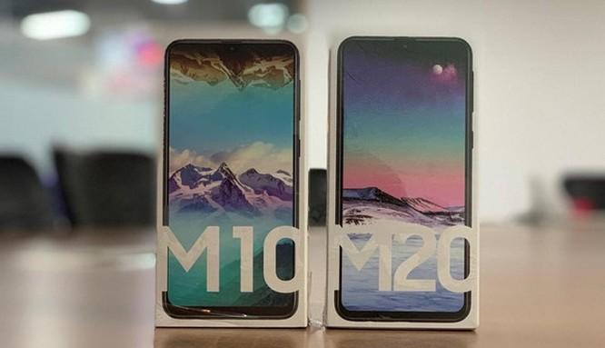 Samsung Galaxy M20 về VN: Pin 5.000 mAh, camera kép, giá 5 triệu ảnh 1