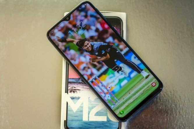 Samsung Galaxy M20 về VN: Pin 5.000 mAh, camera kép, giá 5 triệu ảnh 3