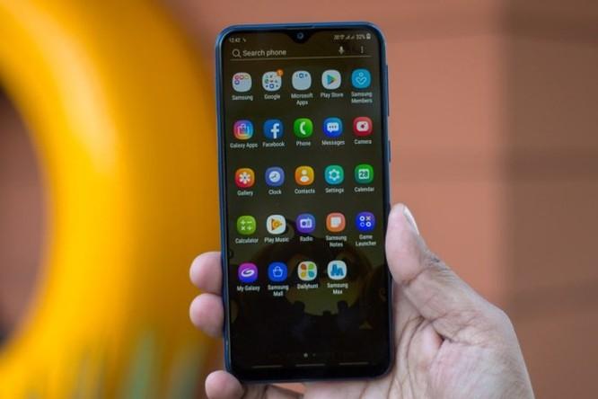 Samsung Galaxy M20 về VN: Pin 5.000 mAh, camera kép, giá 5 triệu ảnh 5