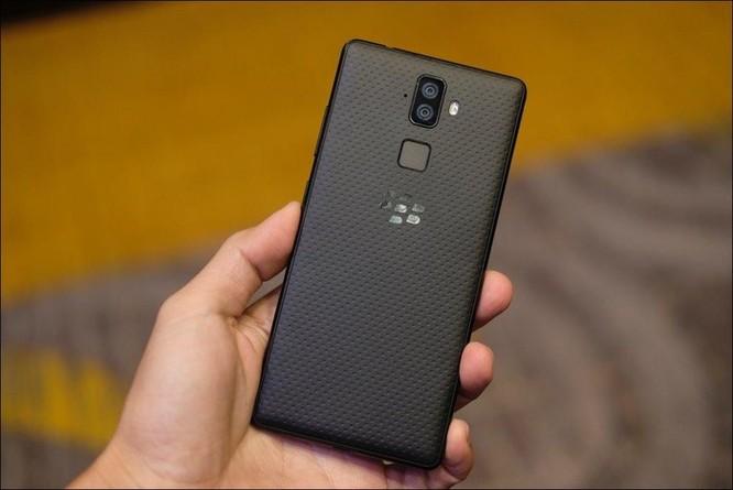 Hình ảnh, video chi tiết BlackBerry Evolve mới ra mắt thị trường Việt Nam, giá 7,99 triệu đồng ảnh 2