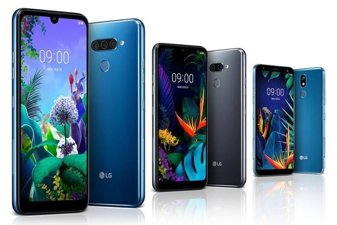 LG giới thiệu 3 smartphone tầm trung ngay trước MWC 2019 ảnh 1
