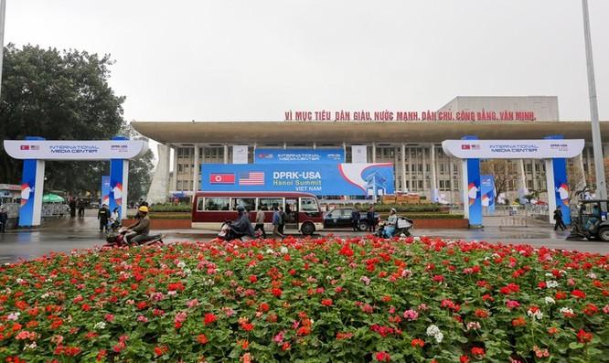 Khai trương trung tâm báo chí quốc tế phục vụ hội nghị Trump - Kim ảnh 2