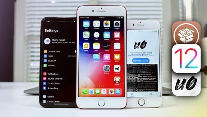 iOS 12 đã bị jailbreak, bạn có thể tải về ngay cho iPhone, iPad ảnh 1