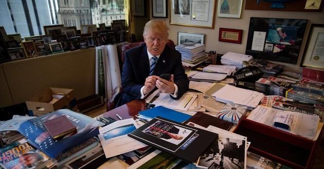 Ông Kim Jong Un và Donald Trump, ai rành công nghệ hơn? ảnh 5