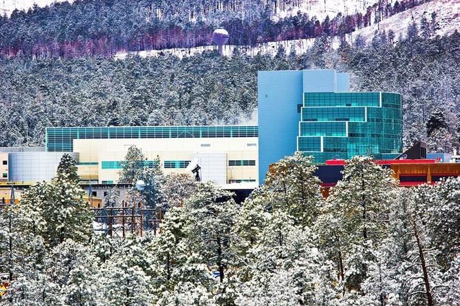 10 trung tâm nghiên cứu khoa học đẹp nhất thế giới ảnh 1