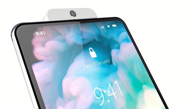 Bản dựng iPhone không cổng kết nối, camera dùng module rời ảnh 6