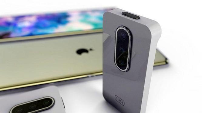 Bản dựng iPhone không cổng kết nối, camera dùng module rời ảnh 5