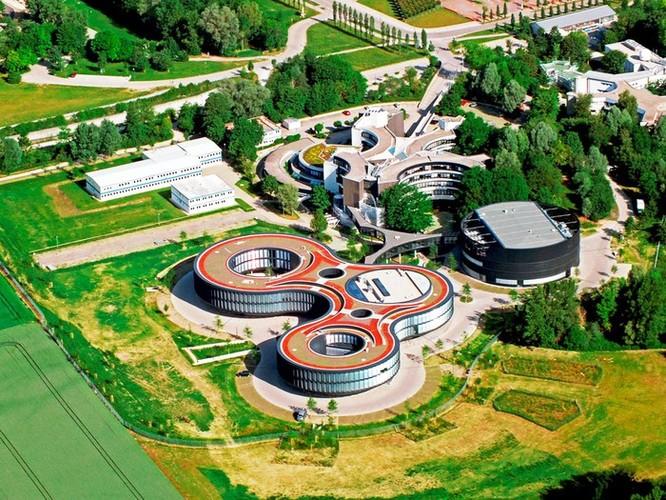 10 trung tâm nghiên cứu khoa học đẹp nhất thế giới ảnh 6