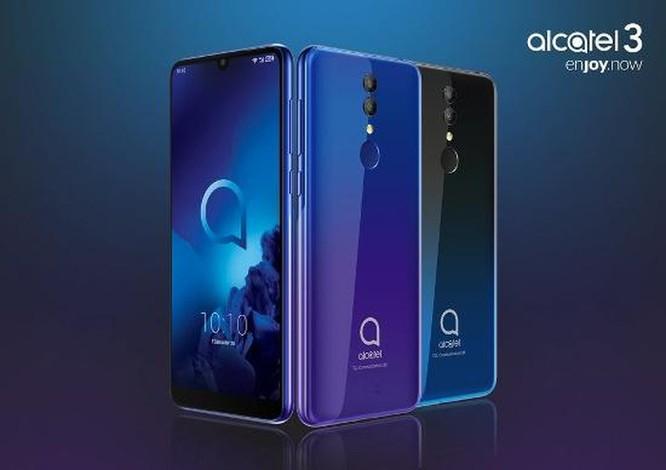 Alcatel ra mắt loạt smartphone giá rẻ và máy tính bảng cỡ lớn ảnh 1